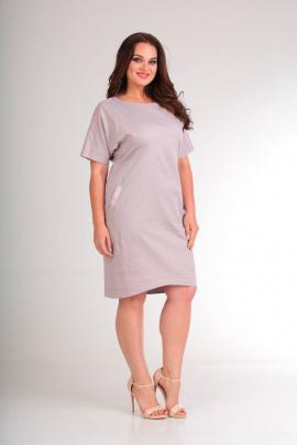 Платье SVT-fashion 448 розовый
