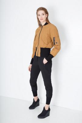 Куртка Lakbi 31452 табак