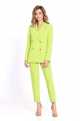 Женский костюм PiRS 689 салатовый