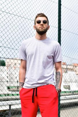 Шорты Rawwwr clothing 031 красный
