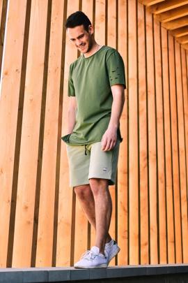 Шорты Rawwwr clothing 031 олива