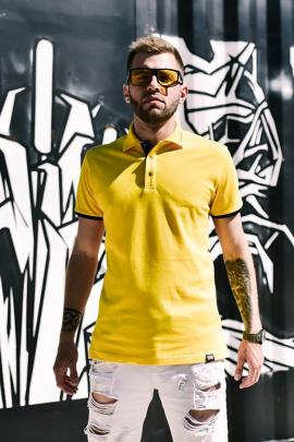 Футболка Rawwwr clothing 026 желтый