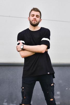 Футболка Rawwwr clothing 082 черный