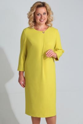 Платье Golden Valley 4605 горчичный
