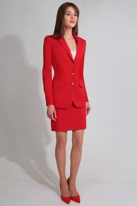Женский костюм Golden Valley 6409 красный
