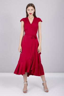 Платье MurMur 10031 красный