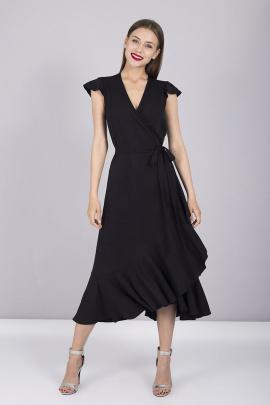 Платье MurMur 10031 черный