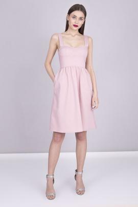 Платье MurMur 10032 пудра