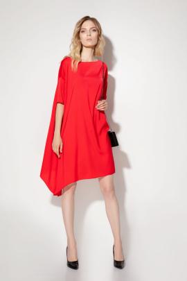 Платье Prio 706680 красный