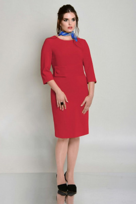 Платье ROMA MODA outlet M151 красный
