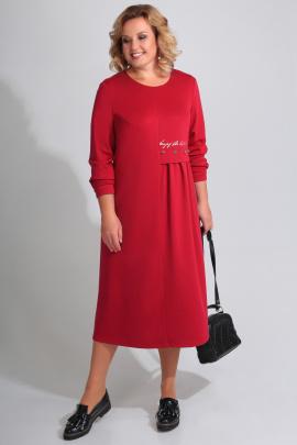Платье Golden Valley 4601 красный