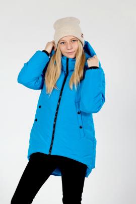 Куртка Lona 7407И голубой
