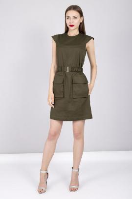 Платье MurMur 10041.001.19m т.зеленый