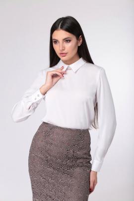 Блуза Nivard 1103 белый