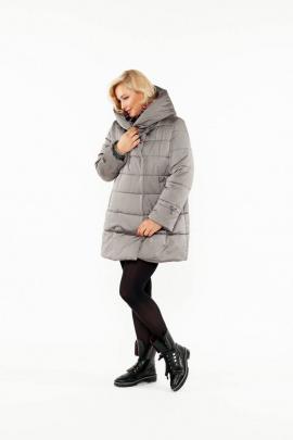 Пальто Bugalux 414 176-серый