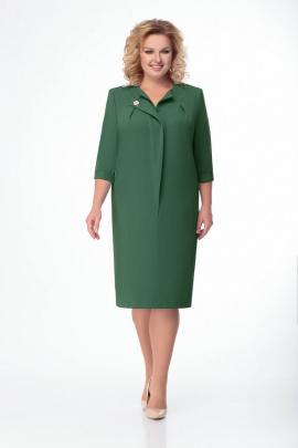 Платье Koketka i K 646 зеленый
