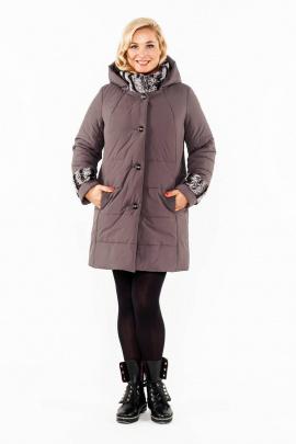 Пальто Bugalux 438 164-серый
