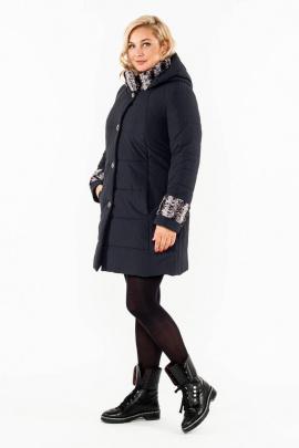 Пальто Bugalux 438 164-синий