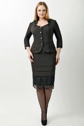 Женский костюм Pama Style 650 черный