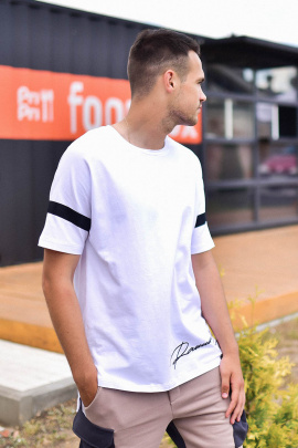 Футболка Rawwwr clothing 082 белый