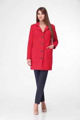 Пальто БелЭкспози 991 красный