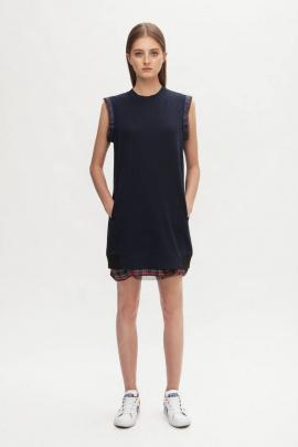 Платье GuliGuli П-61д синий