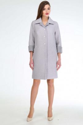 Пальто Diamant 1148 серый