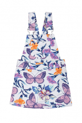 Сарафан Bell Bimbo 170225 бабочки