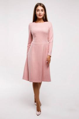 Платье Madech 195334 розовый