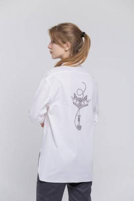 Рубашка Arisha 2008 белый