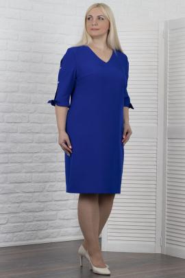Платье VIZAVI 610 василек