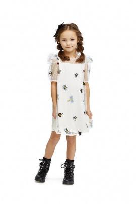 Платье Bell Bimbo 190090 молоко
