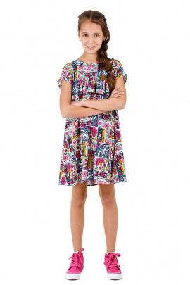 Платье Bell Bimbo 181027 набивной
