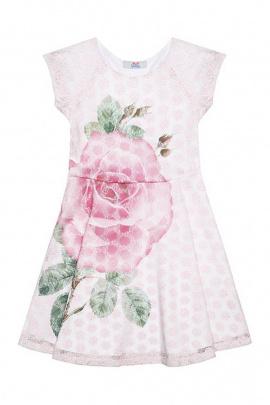 Платье Bell Bimbo 180073 св.розовый