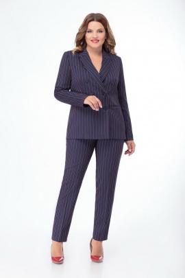 Женский костюм DaLi 3353 синий