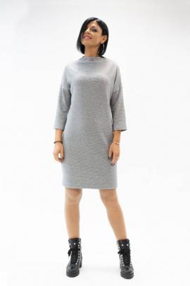Платье Ivera 741 серый