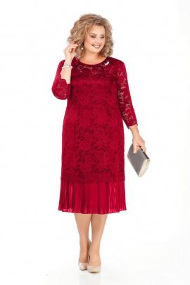 Туника, Платье Pretty 956 красный