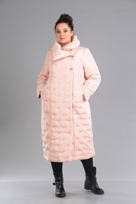 Пальто FOXY FOX 35 розовый