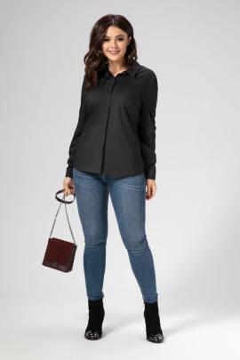 Блуза Панда 454440 черный