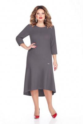 Платье TEZA 254 серый