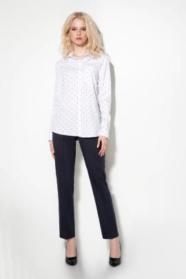 Блуза Prio 712140 белый