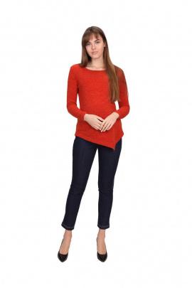 Джемпер BELAN textile 7605 оранжевый