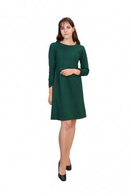 Платье BELAN textile 4604 зеленый