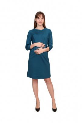 Платье BELAN textile 4605 темно-бирюзовый