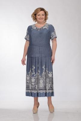 Платье Bonna Image 242 синий