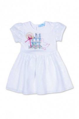 Платье Bell Bimbo 171016 белый