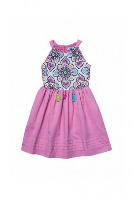 Платье Bell Bimbo 171093 лиловый
