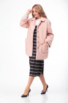 Шуба Anelli 769 розовый
