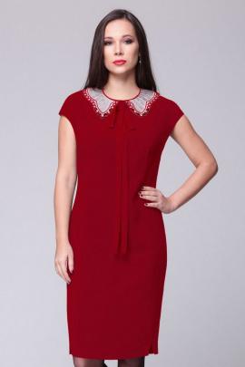 Платье ROMA MODA outlet M128 красный