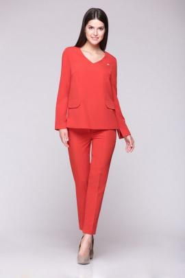 Блуза ROMA MODA outlet M422 красный